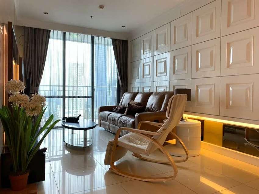Di sewakan Denpasar Residence - Kuningan city 3BR Fully Furnished 0