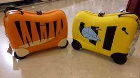Koper anak merk american tourister original authentic