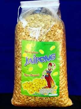 Jaipong Kacang Koro Kupas Asin Ballan 4 kg