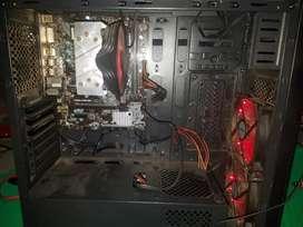 Pc gaming mid low athlon 3000g am4 bisa up ke ryzen 7