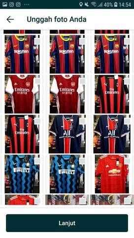 Jersey Arsenal Musim 2020-2021