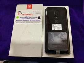 One Plus 6T Mirror Black 6/128GB Under Warranty Till Nov - 2019.