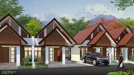 GREEN MELWOOD Rumah Murah 100 Jutaan Non Subsidi Tapi Cluster Komersil