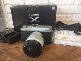 Fuji XE 2 & lensa fuji 16-50