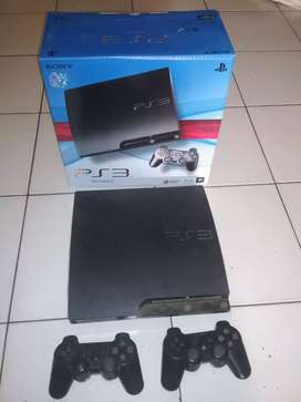 Ps3 slim seri 20xxx hardis 320 GB full game