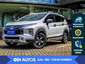[OLX Autos] Mitsubishi Xpander Cross 1.5 Premium A/T 2019 Putih