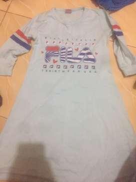 baju muslim anak Fila