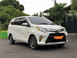 Dijual Toyota Calya 2019 1.2 AT automatic/matic/matik