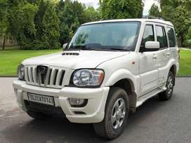Mahindra Scorpio SLE BS-III, 2014, Diesel