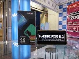 Advan G9 pro 4k power 6/64 New Super Murah