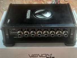 Prosesor venom kondisi bekas suara jos di ( Fm audio)