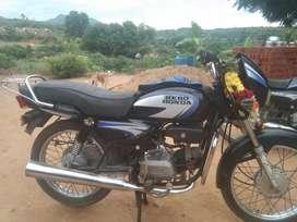 Hero Honda bick