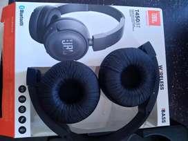 JBL Wireless T450BT headphone
