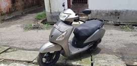 TVS jupiter almost new condition instant sell Exchange possible