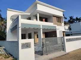 Villa 2000SqFt/ 6cent/ 3 bhk/ 85lakh/Viyyur, Pamboor Thrissur