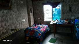 Room near dumdum metro railway station