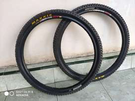 Wheelset Mavic Maxxis