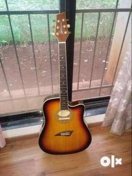 Semi electric acoustic kona Guitar