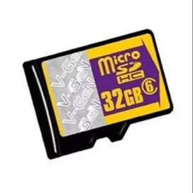 V-gen Micro SD Vgen 32GB MicroSDHC Memory Card Original