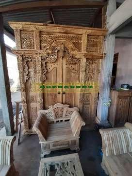 cuci gudang pintu gebyok gapuro jendela rumah masjid musholla yolanda