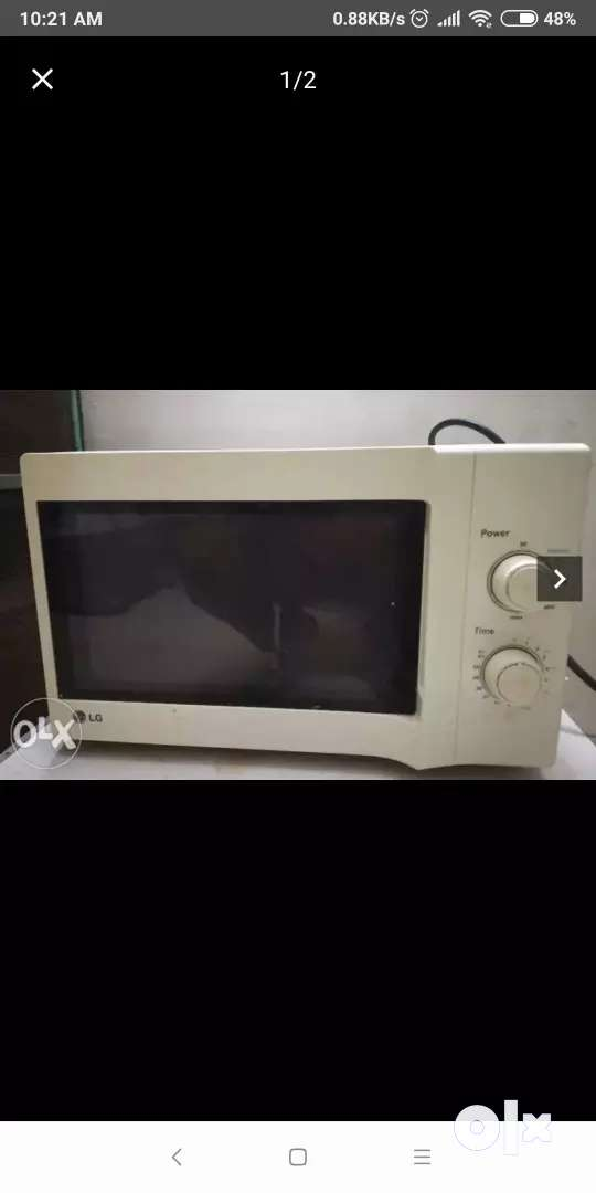 Microwave LG 0