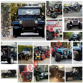 Open Modified Jeep Jypsy & Thar Jeeps