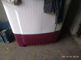 Washing machine 2020