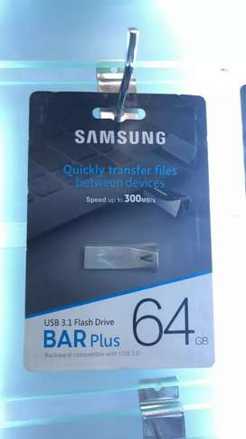 Offer price for Samsung 64GB pen drive.