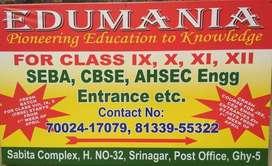 Edumania Coaching Institute