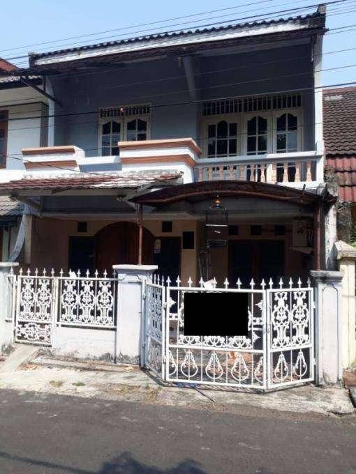 rumah type 90 115 meter dgn 4 kamar tidur di komplek pondok kelapa