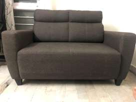 Excellent condition 2 seat sofa up for sale