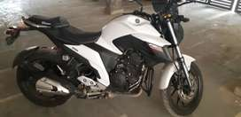 Yamaha FZ250 White Colour up for Grabs !!! ;-) :-)