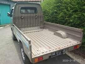 Zebra pick Up box tahun 1990