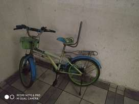 BSA bycycle suitable for 5-10 yrs age group, 4 years old rarely used