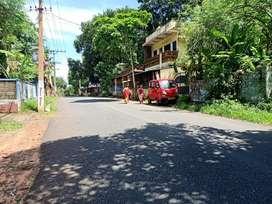 Commercial plot at Thirupuram jn on Poovar Neyyattinkara rd, Vizhinjam