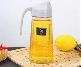 Botol Minyak Goreng Saos Kecap Jus Botol Serbaguna 650 Ml 650ml Dapur
