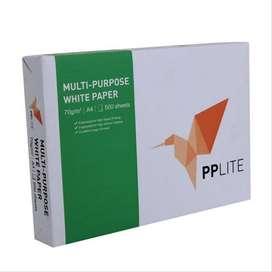 PPLITE A4 70 GSM | KERTAS HVS