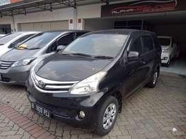 Toyota Avanza 2013 Bensin