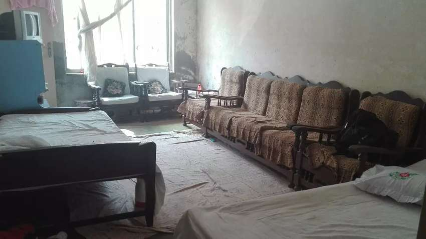 House on rent in wahdat colony near chaman shah. 0