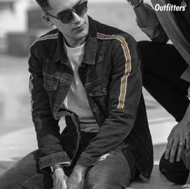 Denim Outfiters Brand Jacket