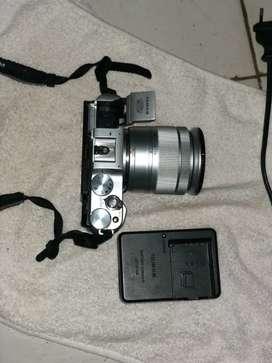 Kamera mirorrles fuzi XA2