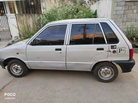Maruti Suzuki 800 2010 LPG Good Condition