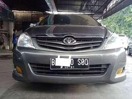 Dijual Toyota Innova G 2011 AT Solar