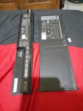 Baterai Laptop HP dan Dell