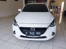 Mazda 2 R At 2014 KM 25 Ribu Record