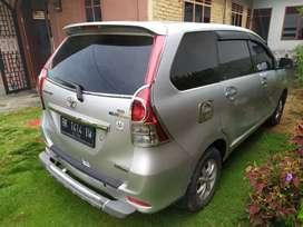 Toyota Allnew Avanza G Matic 2012 (Km.67rb) Pajak Baru