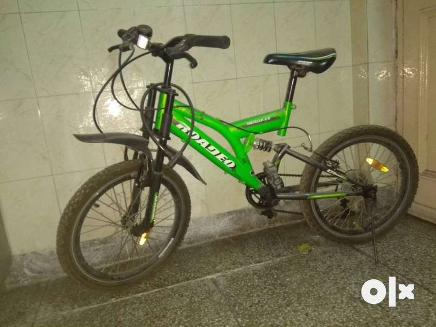 In good condition . Interested buyers only . Gear bicycle 0