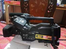 Kamera video sony mc2500