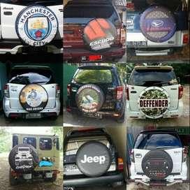 Cover/Sarung Ban serep Rush/Terios/Panther/CRV/Feroza usir penjajah da