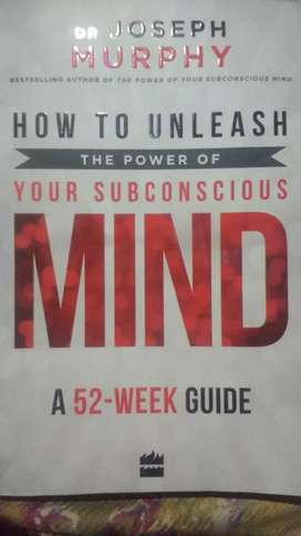 How to unleash the power of your subconscious mind.